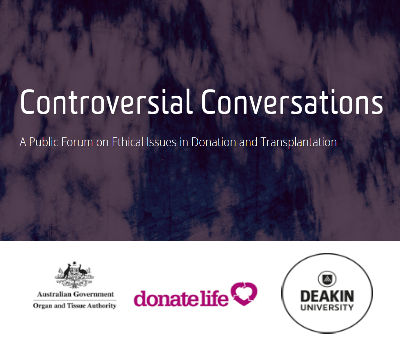 Conversations Deakin Website